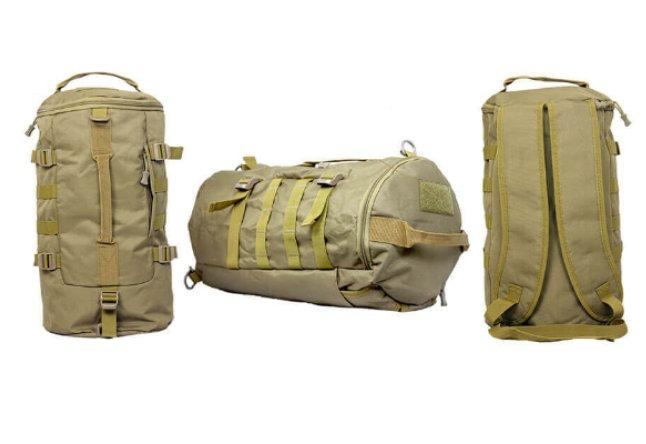 e7de44e88 Bolsa Mochila Esportiva Militar Masculina - R$ 109,99 em Mercado Livre