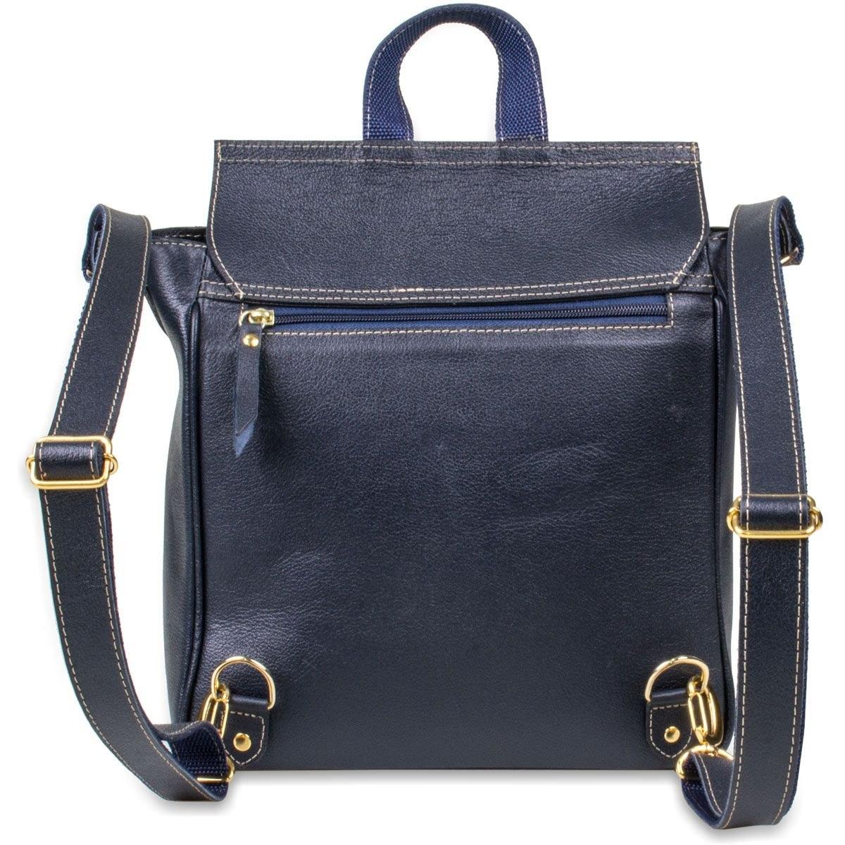 Bolsa Mochila Feminina Artlux - R  324,90 em Mercado Livre 988a87eb6f
