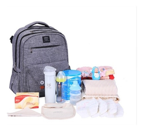 bolsa mochila maternidade
