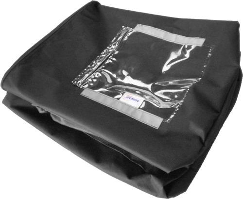 bolsa mochila p/ marmitex alumíno s/ módulos de isopor n 8/9