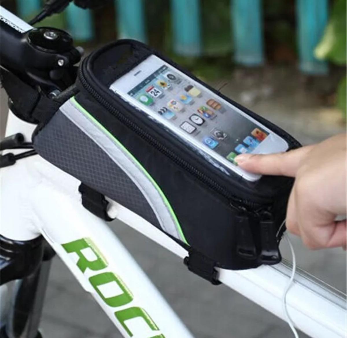 Cargando Herramientas Bolsa O Celular Zoom Mochila Para Porta Bicicleta WU4q40ZAH