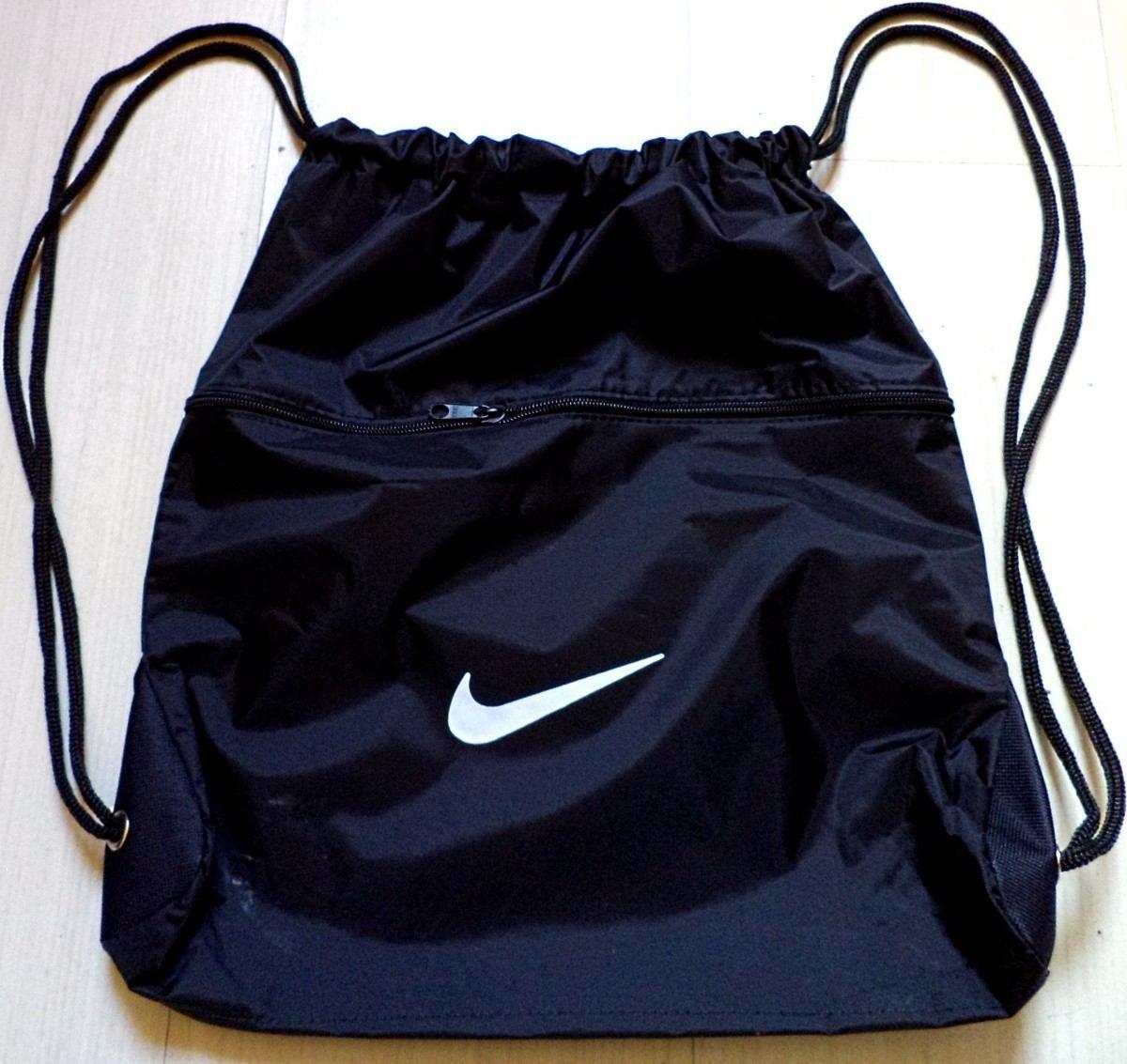 ab3b4a85e Bolsa Mochila Sacola Nike Para Chuteiras Bags - R$ 19,90 em Mercado ...