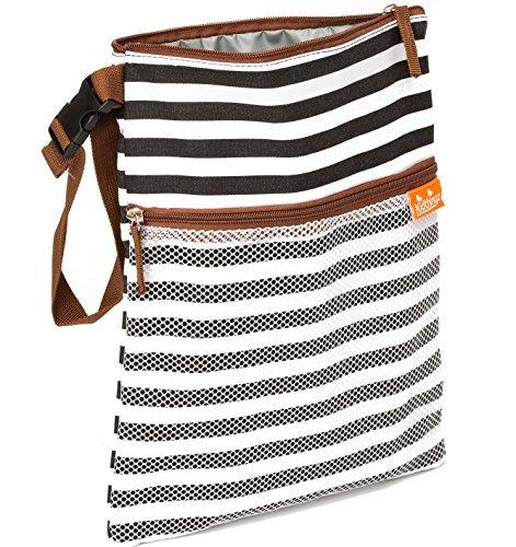 bolsa mojada con bolsa seca se ve muy bien en cualquier luga