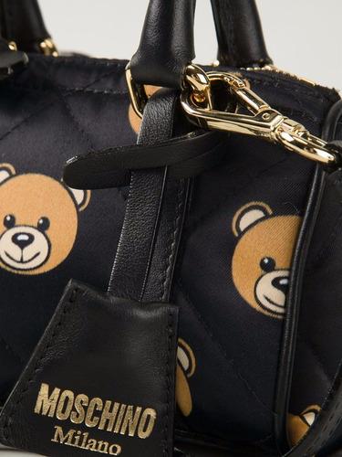 bolsa moschino teddy bear