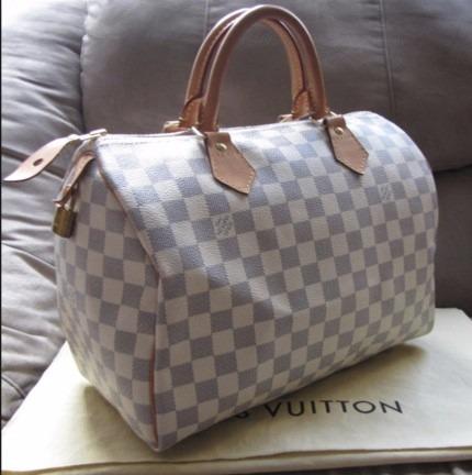 04cfc9161 Bolsa Mujer Louis Vuitton Speedy 30 - $ 15,000.00 en Mercado Libre