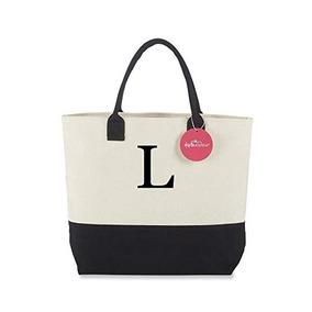 7a8947681 Bolsa Mujer Maleta Personalizada Bolsa Viaje Con Letra L