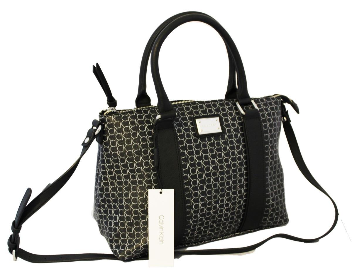 54524fd79 00 Bolsa 300 Libre 1 Mercado Mujer Calvin Klein En Original Negra qR0qS1w