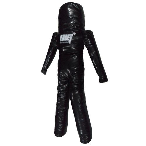 bolsa muñeco con brazos kick mma jiu jitsu box 1,80 mts