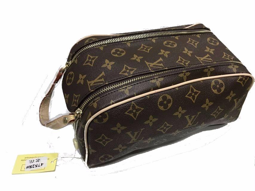 654984668 Bolsa Necessaire Louis Vitton - Frete Gratis - R$ 239,00 em Mercado Livre  Bolsa Necessaire Louis Vuitton ...