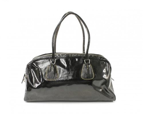 bolsa negra prada