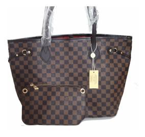 ad36af6789 Bolsa Louis Vuitton Neverfull Mm 100% Original R$ 1.000,00 - Bolsas com o  Melhores Preços no Mercado Livre Brasil