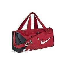 Bolsa Nike Alpha Adapt Crossbody Duffel Vermelha 37l - R  149 4886292c973de