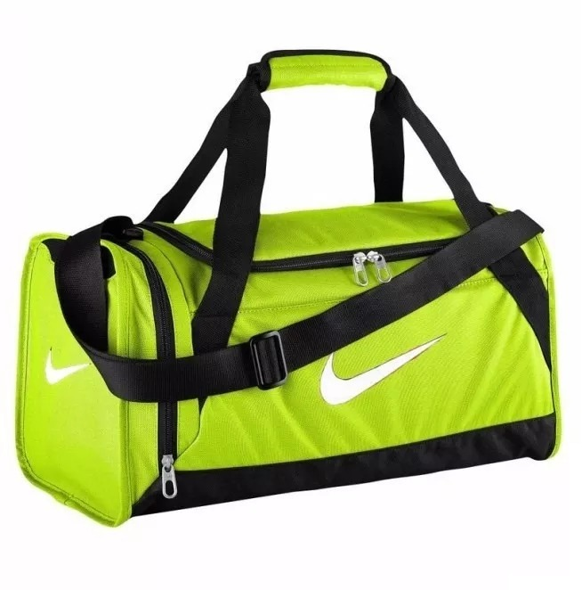 ab5636dc1 Bolsa Nike Brasilia 6 Média + Nf - R$ 139,90 em Mercado Livre