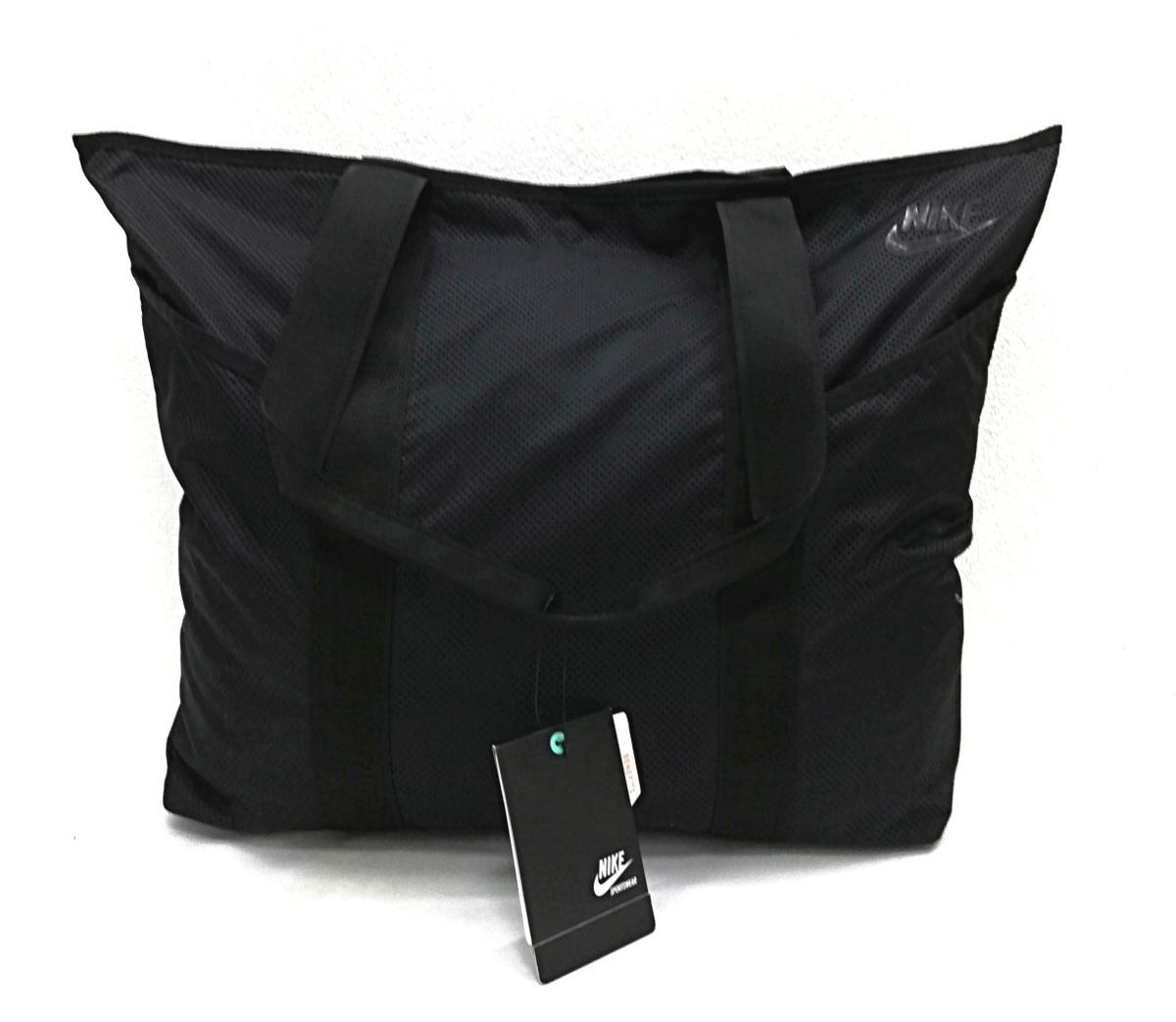 Grande Tamaño Negra Color Nike Bolsa Envio Original Gratis vP4Itt 6335b9a4517f9