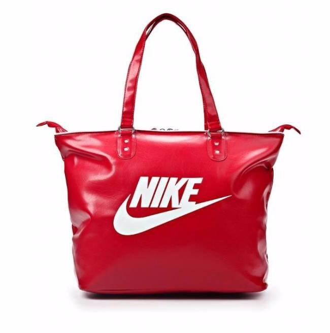 Bolsa Nike Heritage Si Tote Ba4311 Vermelha Feminina - R  124 b1d8acf59b043