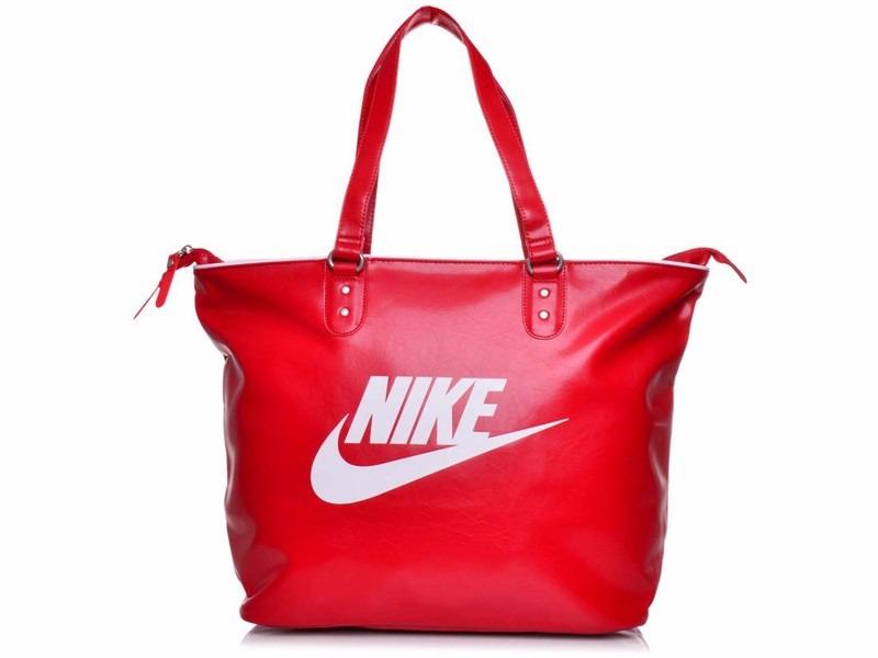 45b34dbe754 bolsa nike heritage red si tote 24lts vermelha fashion style. Carregando  zoom.