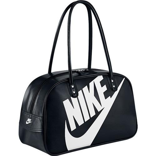 Bolsa Nike Heritage Si Shoulder Club - Ba4269-010 - R  179 0ba28b00bcd41
