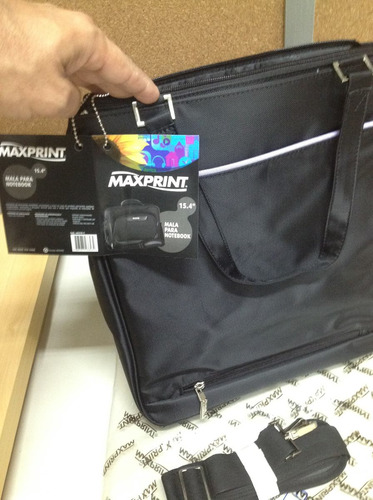 bolsa notebook maleta