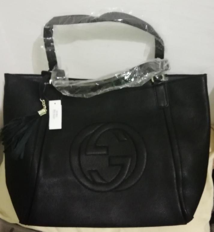 dc4c0d2da8 Bolsa O Tote Gucci Boho Hermosa Envio Gratis -   850.00 en Mercado Libre