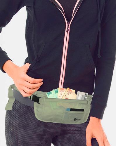 bolsa oculta para dinero de 11'' mc. carthy ta-805 beige
