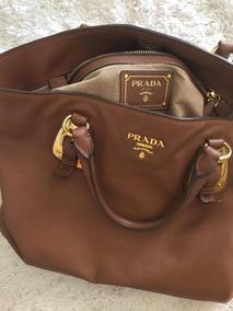d0eea372b Exlusiva Bolsa Prada Transversal!!! - Bolsas de Couro no Mercado ...
