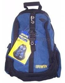 bolsa p/ ferramentas em geral irwin 14  356mm mochila