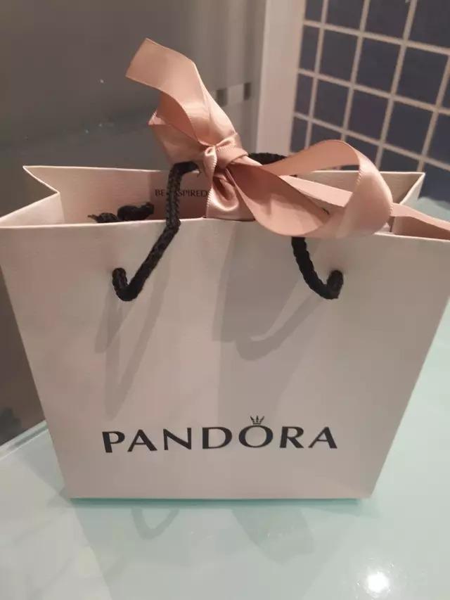 taglia 40 48b7b 0d0c5 Bolsa Pandora Original Regalo
