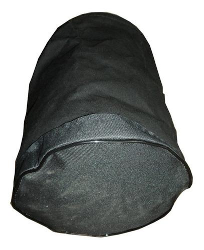bolsa para a corrente da talha manual preta kit 4 pc