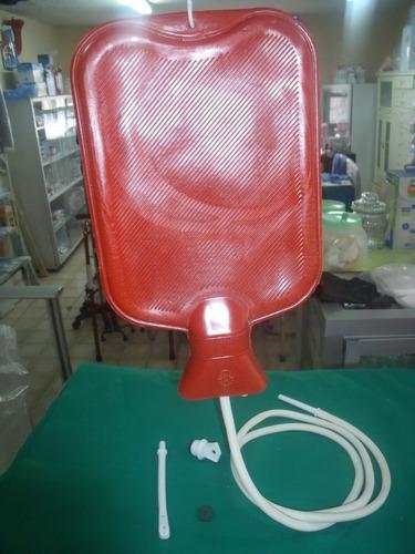 bolsa para agua caliente (irrigador) marca:carlitos