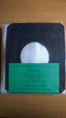bolsa para aspiradoras de tambor thomas - bosch - einhell