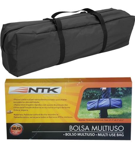 bolsa para barraca de camping sacola acampamento nautika top