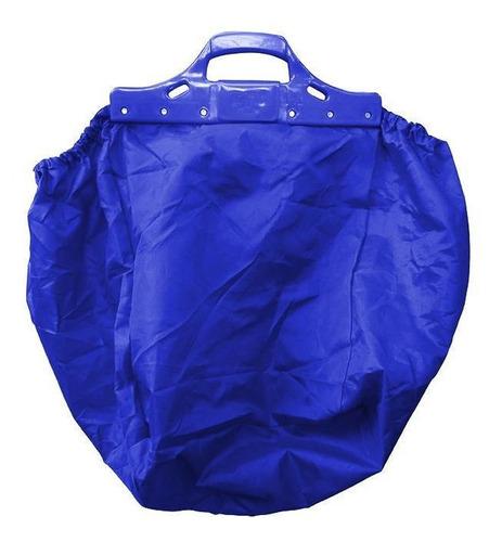 bolsa para carro de supermercado varios colores