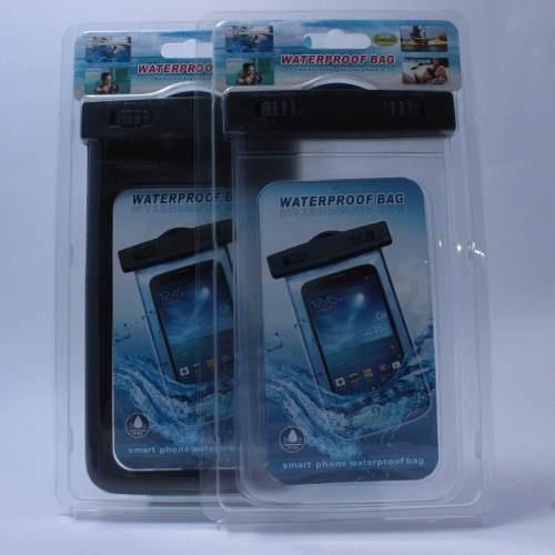 bolsa para celulares sumergible en agua protector forro