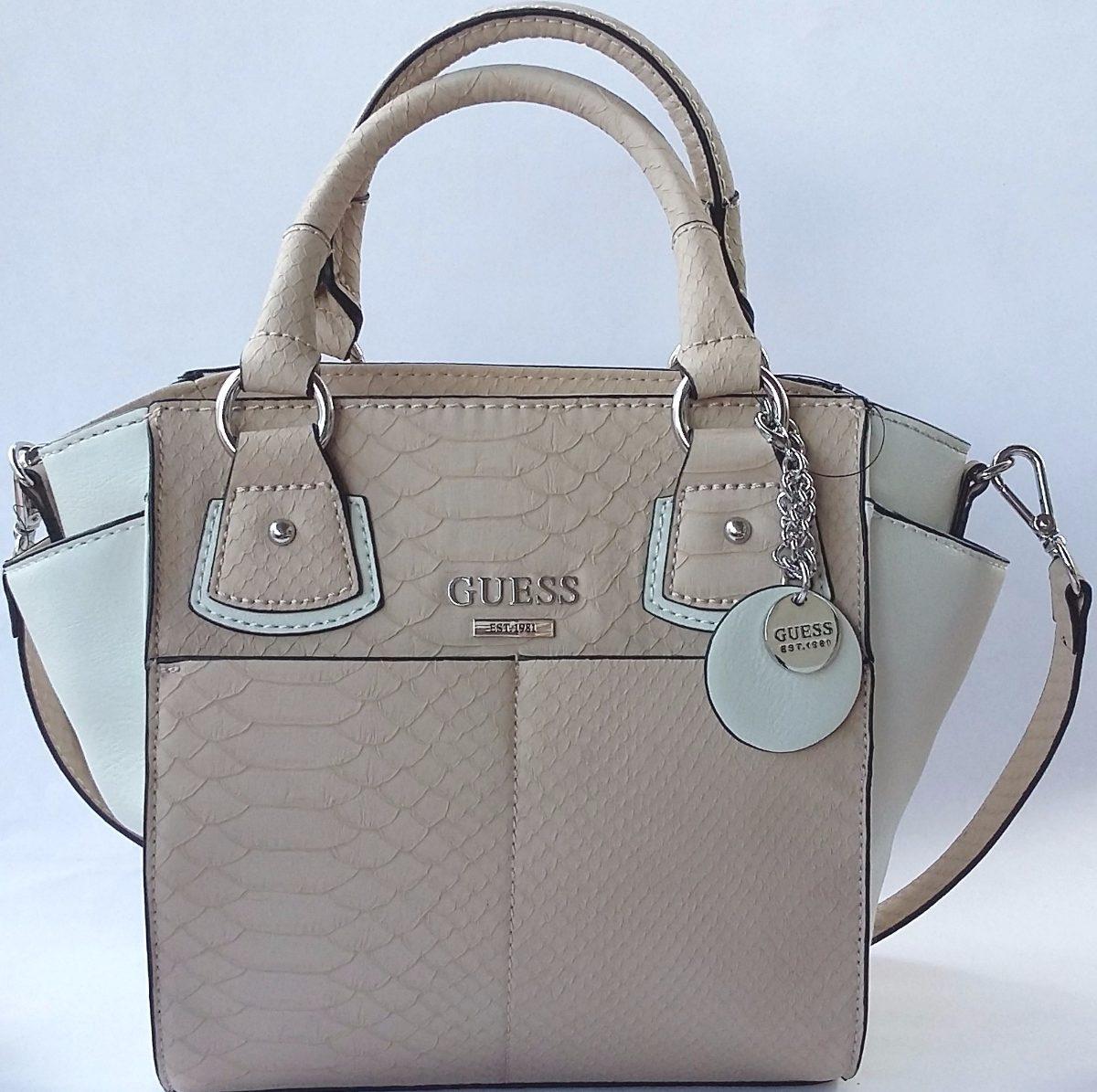 Bolsa Dourada Guess : Bolsa para dama guess style sn color camel