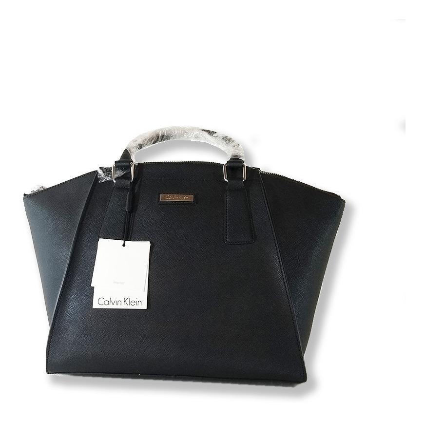 Bolsa Para Dama, Marca Calvin Klein De Piel. Nueva, Original