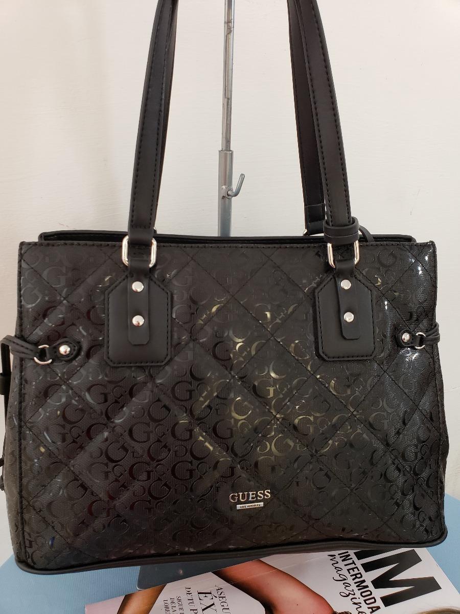 a07a7234 Bolsa Para Dama Marca Guess Negra Aa684907 Original Usa - $ 1,790.00 ...