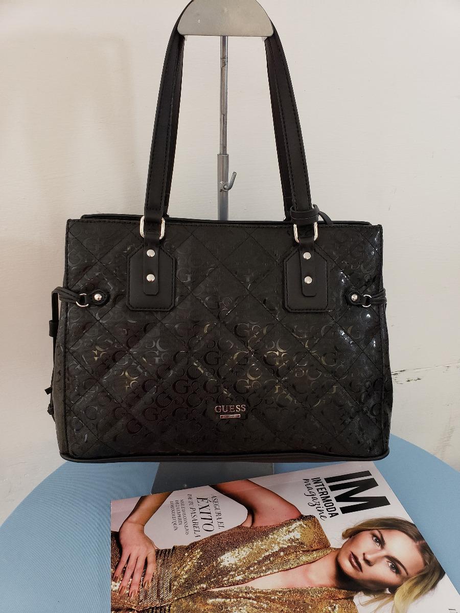 ba730ad27 Bolsa Para Dama Marca Guess Negra Aa684907 Original Usa - $ 1,790.00 ...