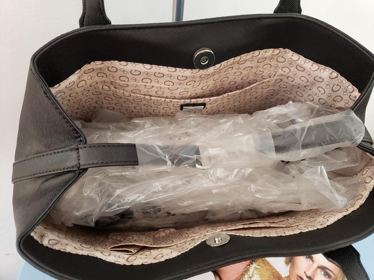 c28440a41 Bolsa Para Dama Marca Guess Negra Vy700923 Original Usa - $ 1,790.00 ...