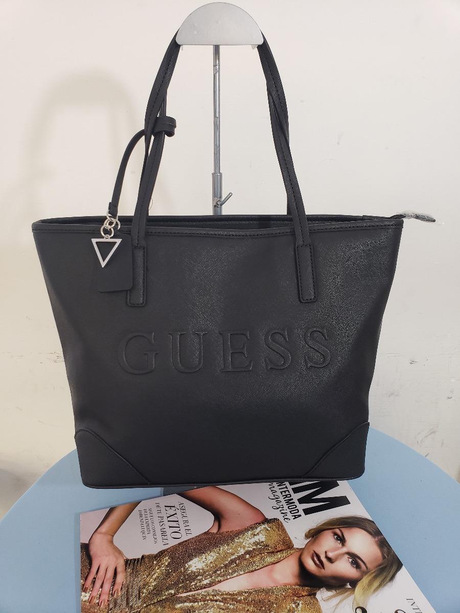 368b8bfc6 Bolsa Para Dama Marca Guess Negra Vy714424 Original Usa - $ 1,890.00 ...