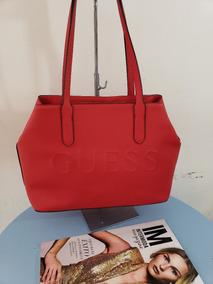 Bolsa Marca Original Para Vy700923 Usa Guess Dama Roja jzGLVSqUMp