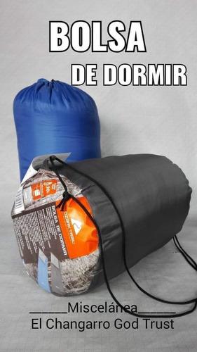 bolsa para dormir. sleeping bag.nueva. marca ozark trail.