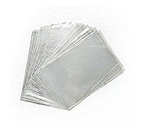 bolsa para dvd con pegamento 50 micrones 1000 unidades