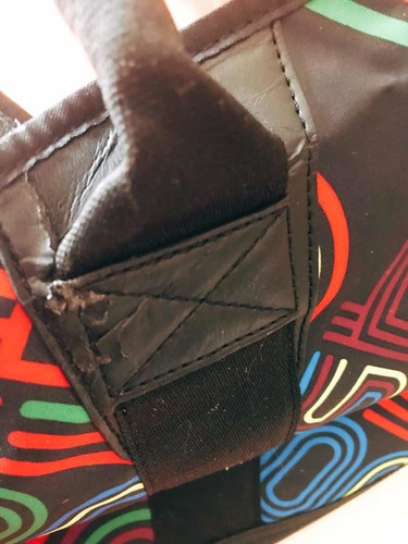 bolsa para el gym nike original, poco uso