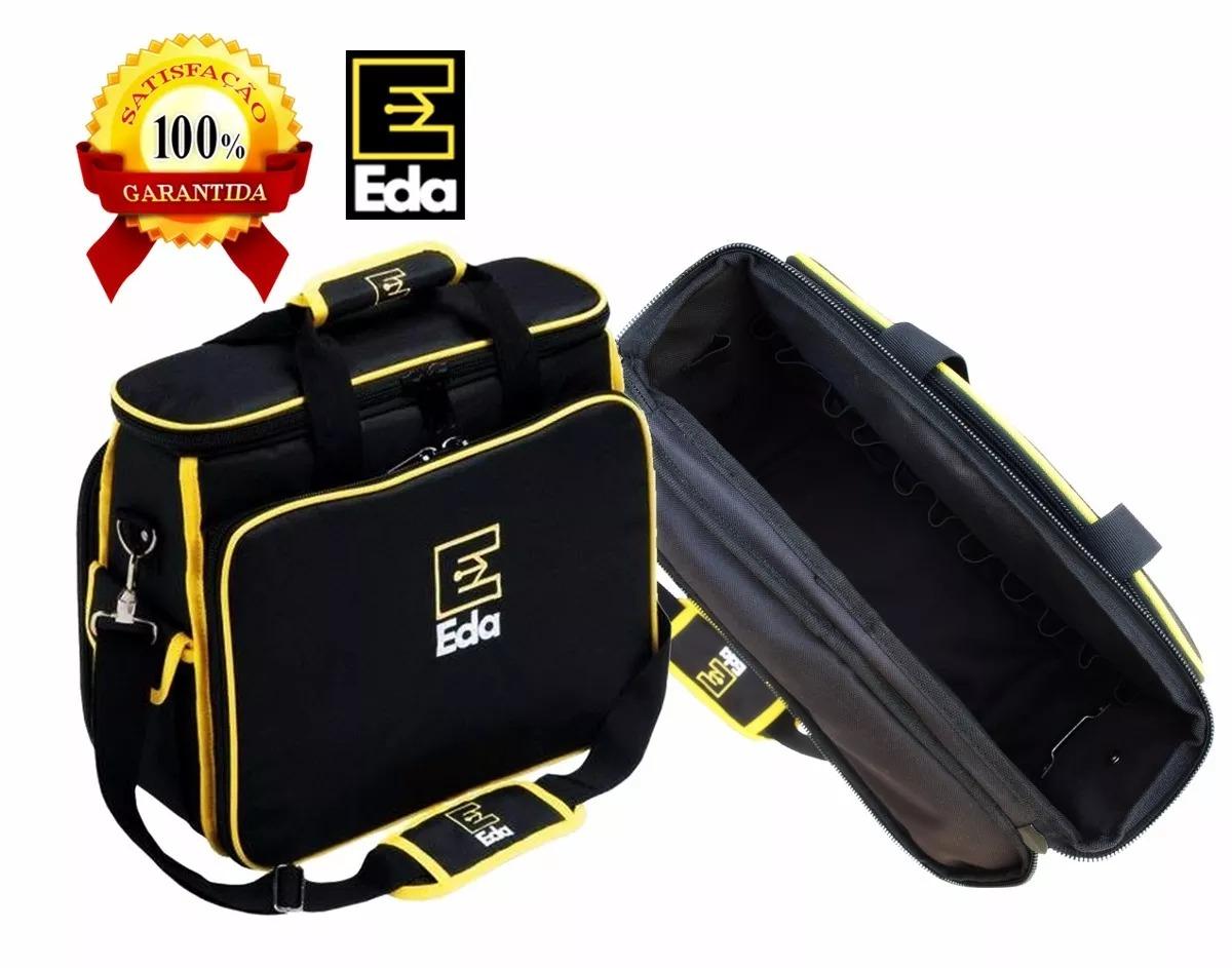 Bolsa Em Couro Para Ferramentas : Bolsa maleta para ferramentas em lona bolsos eda ri