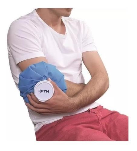 bolsa para hielo y agua caliente ptm dolores calor - olivos