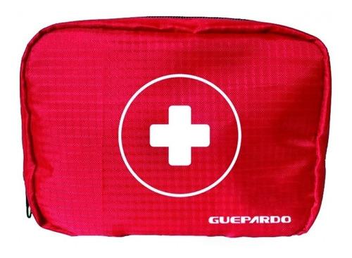 bolsa para kit primeiros socorros sos guepardo reforçado