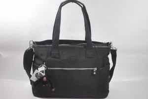 d2b2be5c4 Bolsa Para Laptop Kipling Lizabeth Original Negra - $ 1,599.00 en ...