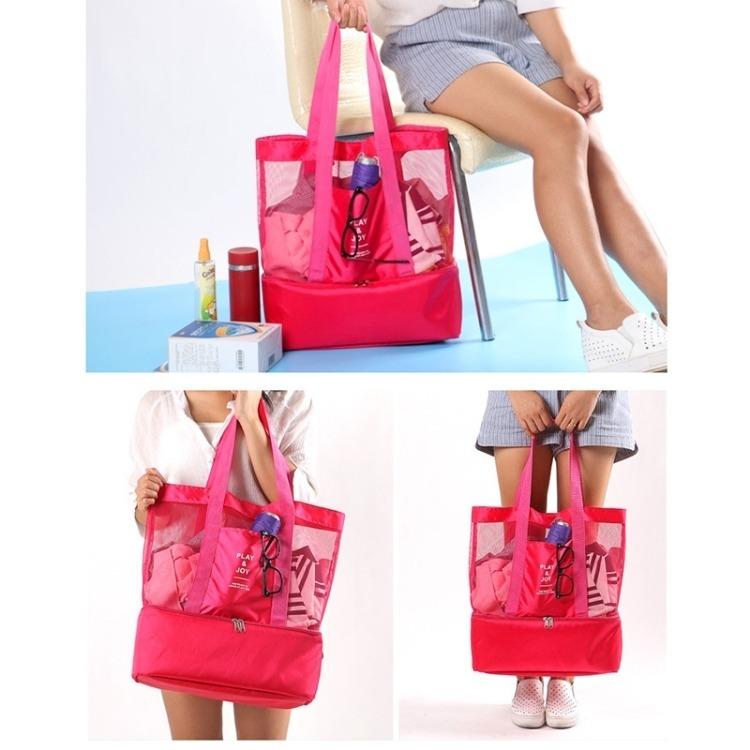 5ee84e9d2 Bolsa Para Playa O Picnic Diferentes Colores Envío Gratis - $ 559.00 ...