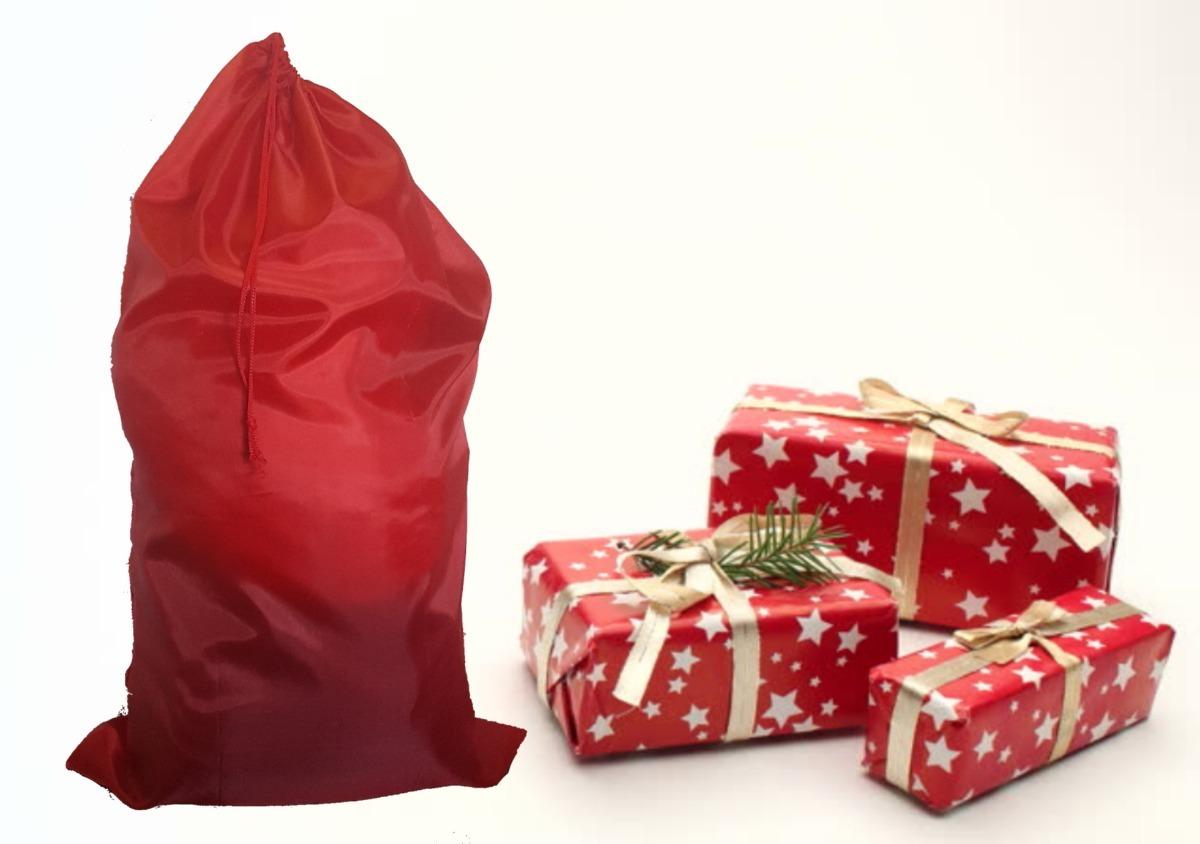 36aaa3529a83a bolsa para regalos papa noel - navidad disfraz cotillon. Cargando zoom.