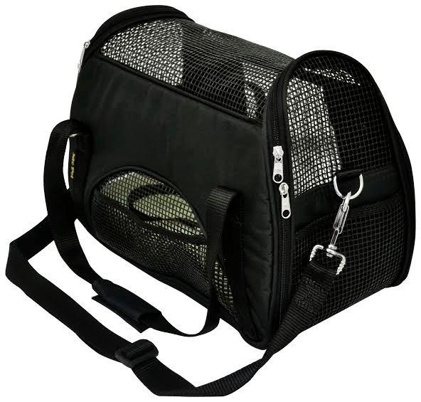 Bolsa Para Transporte De Cachorro Em Avião : Bolsa para transporte de caes atenas em lona pet avi?o n